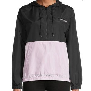 Levi Colorblocked Pullover Jacket